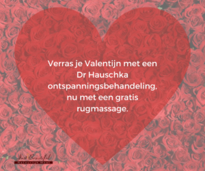 valentijns aanbieding